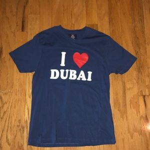 Other - I ❤️ DUBAI T-SHIRT